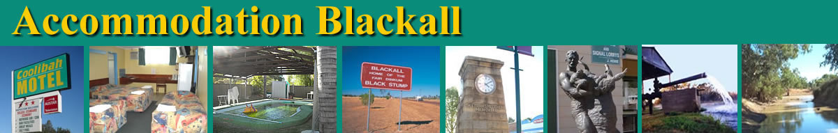 Blackall, Central Western Queensland